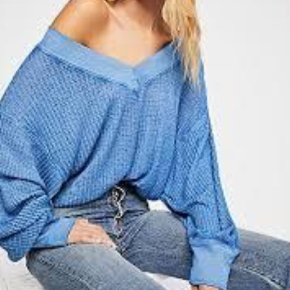 Free People Tops - Free People Southside Thermal